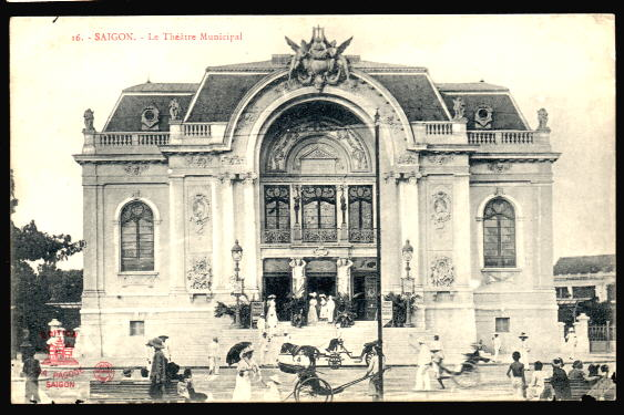 Saigon Municipal Theater