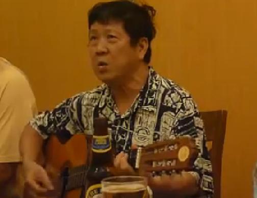 Nguyễn Vũ hát Bài Thánh Ca Buồn